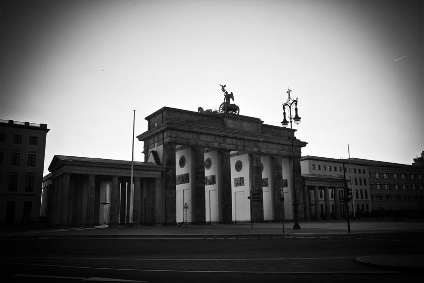 Berlin in Black
