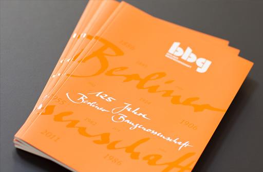 bbg BERLINER BAUGENOSSENSCHAFT